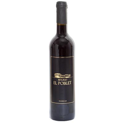 Wine el Señorío del Poblet Barrica Box of 6